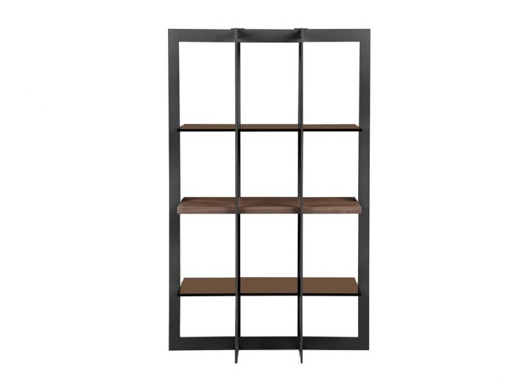 ATOKA SMALL BOOKCASE 1
