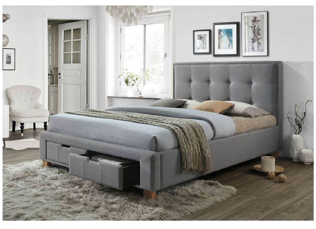 Picture of: Halo Queen Size Bed Jar Furniture